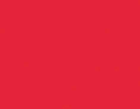 K42606 H LINE Glass Color base agua rojo Hobby line