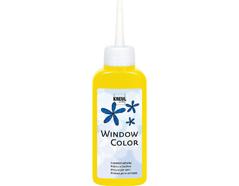 K42706 Pintura vidrio GLAS DESIGN amarillo sol Hobby line