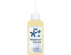 K42740 Pintura vidrio GLAS DESIGN amarillo fosforescente Hobby line
