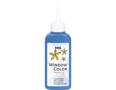 K42758 Pintura para ventana metalica WINDOW COLOR azul 80ml C Kreul
