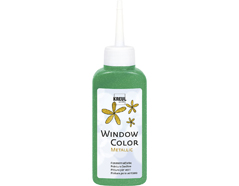 K42764 Pintura para ventana metalica WINDOW COLOR verde 80ml C Kreul
