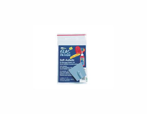 K42815 Adaptador suave para GLAS DESIGN Hobby line