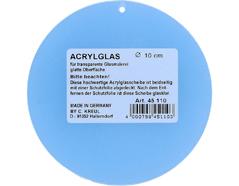 K45110 Forma redonda cristal acrilico para pintura vidrio Hobby line