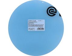 K45120 Forma redonda cristal acrilico para pintura vidrio Hobby line