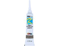 K4546SB Pintura vidrio para contornos negro Hobby line