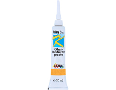 K4556SB Pintura vidrio para contornos oro real Hobby line