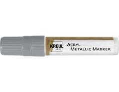 K46252 Rotulador acrilico METALLIC MARKER XXL plata C Kreul