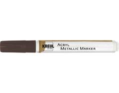 K46263 Rotulador acrilico METALLIC MARKER medium cobre C Kreul