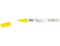 K47215 Rotulador tinta punta fina amarillo Hobby line