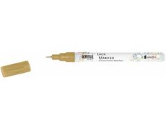 K47420 Rotulador tinta punta extra-fina oro Hobby line