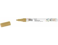 K47520 Rotulador tinta punta caligrafia oro Hobby line