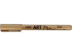 K47952 Rotulador escritura ART Pen punta fina oro C Kreul