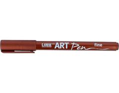 K47954 Rotulador escritura ART Pen punta fina cobre C Kreul