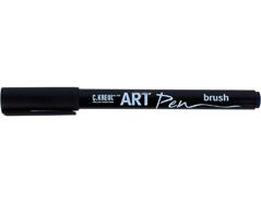 K47961 Rotulador escritura ART Pen punta pincel negro C Kreul