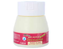 K48152 Cola-Laca ART POTCH para decoupage brillante Hobby line