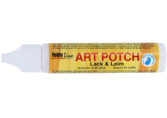 K49250 Cola-Barniz ART POTCH satinado 29ml Hobby line