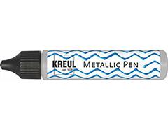 K49872 Pintura PICTIXX Pen metalico plata Hobby line