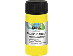 K73202 Pintura marmoleada MAGIC MARBLE citron Hobby line