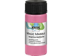 K73206 Pintura marmoleada MAGIC MARBLE rosa Hobby line