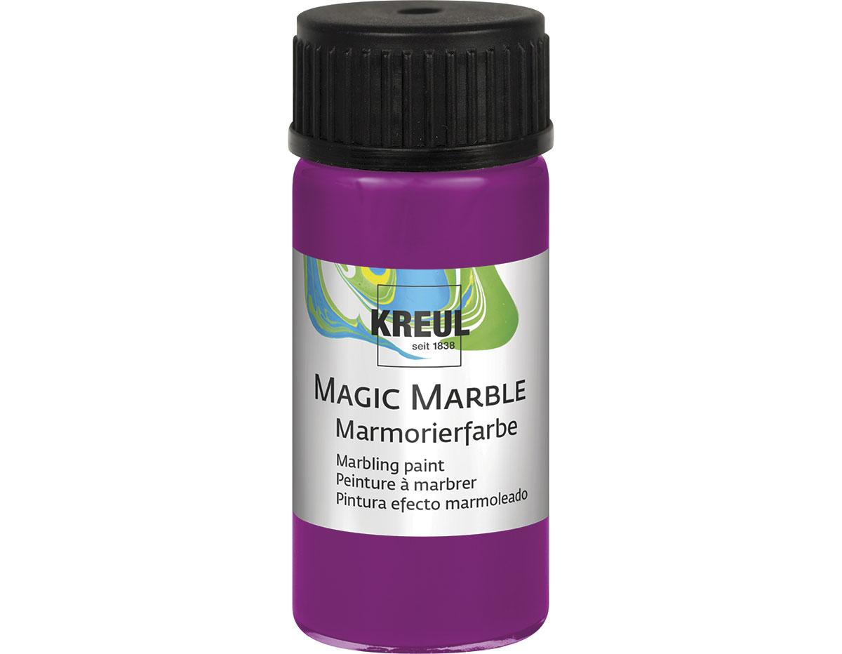 K73208 Pintura marmoleada MAGIC MARBLE magenta Hobby line