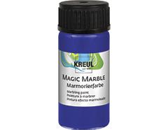 K73209 Pintura marmoleada MAGIC MARBLE violeta Hobby line