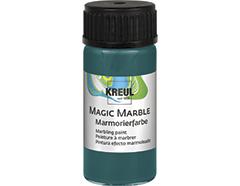 K73213 Pintura marmoleada MAGIC MARBLE turquesa Hobby line