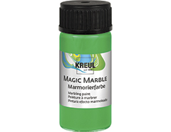 K73214 Pintura marmoleada MAGIC MARBLE verde claro Hobby line