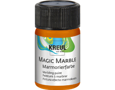 K73216 Pintura marmoleada MAGIC MARBLE ocre Hobby line