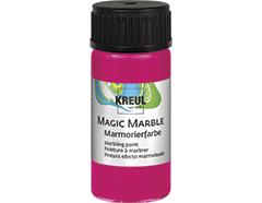 K73233 Pintura marmoleada MAGIC MARBLE rosa neon Hobby line