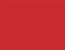 K74309 Pintura acrilica 3D brillante rojo carmin Home design