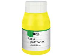 K75903 Pintura acrilicamate amarillo Hobby line - Ítem