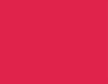 K75915 Pintura acrilica mate rojo carmin 500ml Hobby line
