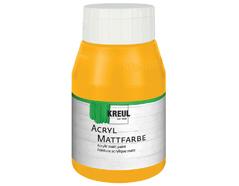 K75921 Pintura acrilicamate amarillo oro Hobby line - Ítem
