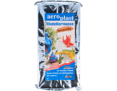 K761001 Pasta para modelar AEROPLAST terracota Hobby line