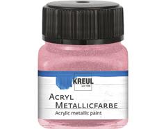 K77274 Pintura acrilica metalica rosa Hobby line