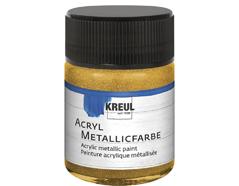 K77571 Pintura acrilica metalica oro Hobby line