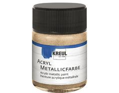 K77584 Pintura acrilica metalica champan C Kreul