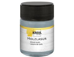 K78517 Tinte para madera gris plata Hobby line