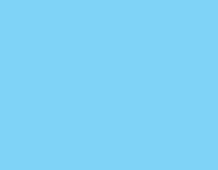 K79022 Pintura acrilica brillante azul pastel Hobby line