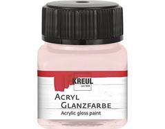 K79213 Pintura acrilica brillante rosa Hobby line