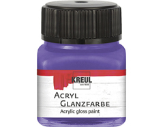 K79225 Pintura acrilica brillante violeta Hobby line