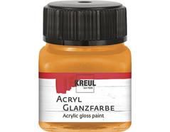 K79229 Pintura acrilica brillante albaricoque Hobby line