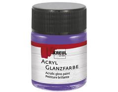 K79525 Pintura acrilica brillante violeta Hobby line