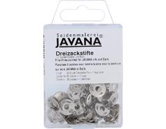 K810050 Chinchetas 3 puntas para seda Javana