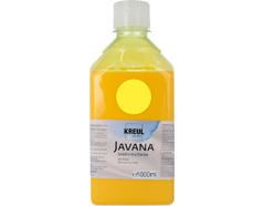 K8101-1LTR Pintura para seda amarillo primario Javana