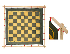 K810265 Bastidor madera tensor regulable con tornillos Javana
