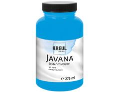 K8104-275 Pintura para seda azul primario Javana