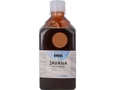 K8107-1LTR Pintura para seda marron Javana