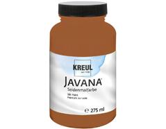 K8107-275 Pintura para seda marron Javana