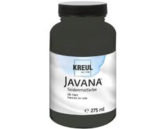 K8108-275 Pintura para seda negro primario Javana